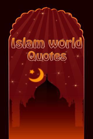 Islam World Quotes v1.0