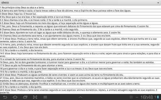 Bíblia Sagrada Applications (apk) téléchargement gratuit pour Android/PC/Windows screenshot