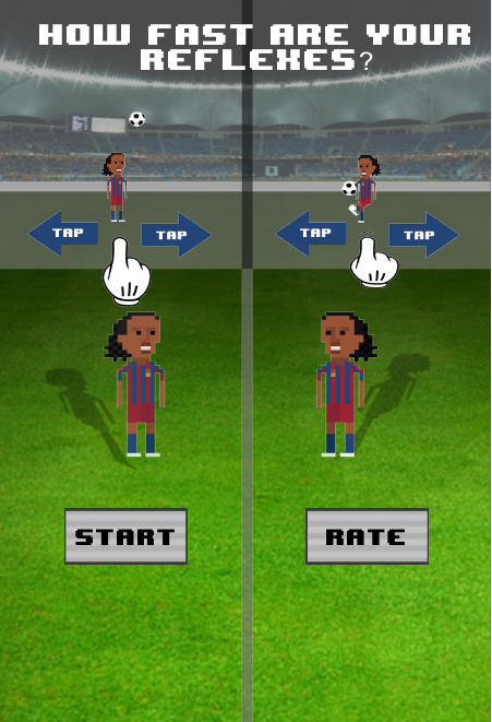 Super Soccer Juggling- screenshot