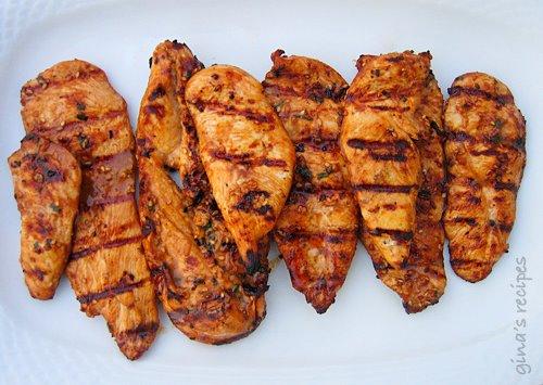 Asian Grilled Chicken | Skinnytaste