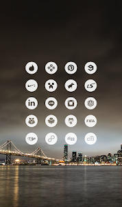 Light Void - Minimalist Icons v1.0.1