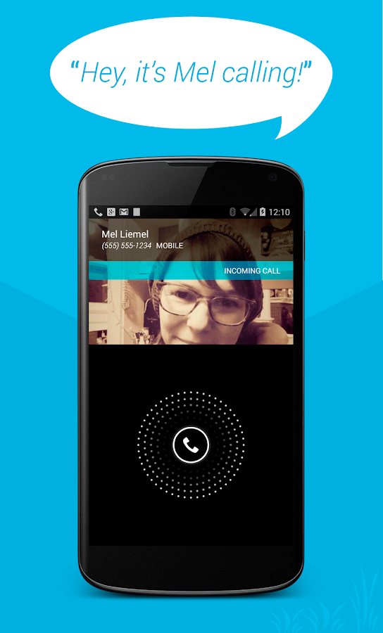 Talking Ringtone Maker Lite- screenshot