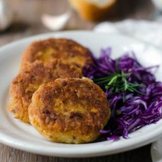 Chickpea Cakes.