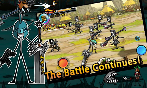 Cartoon Wars: Blade 1.1.0 screenshots 2