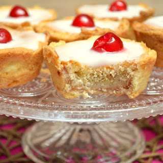 Cherry Bakewells.