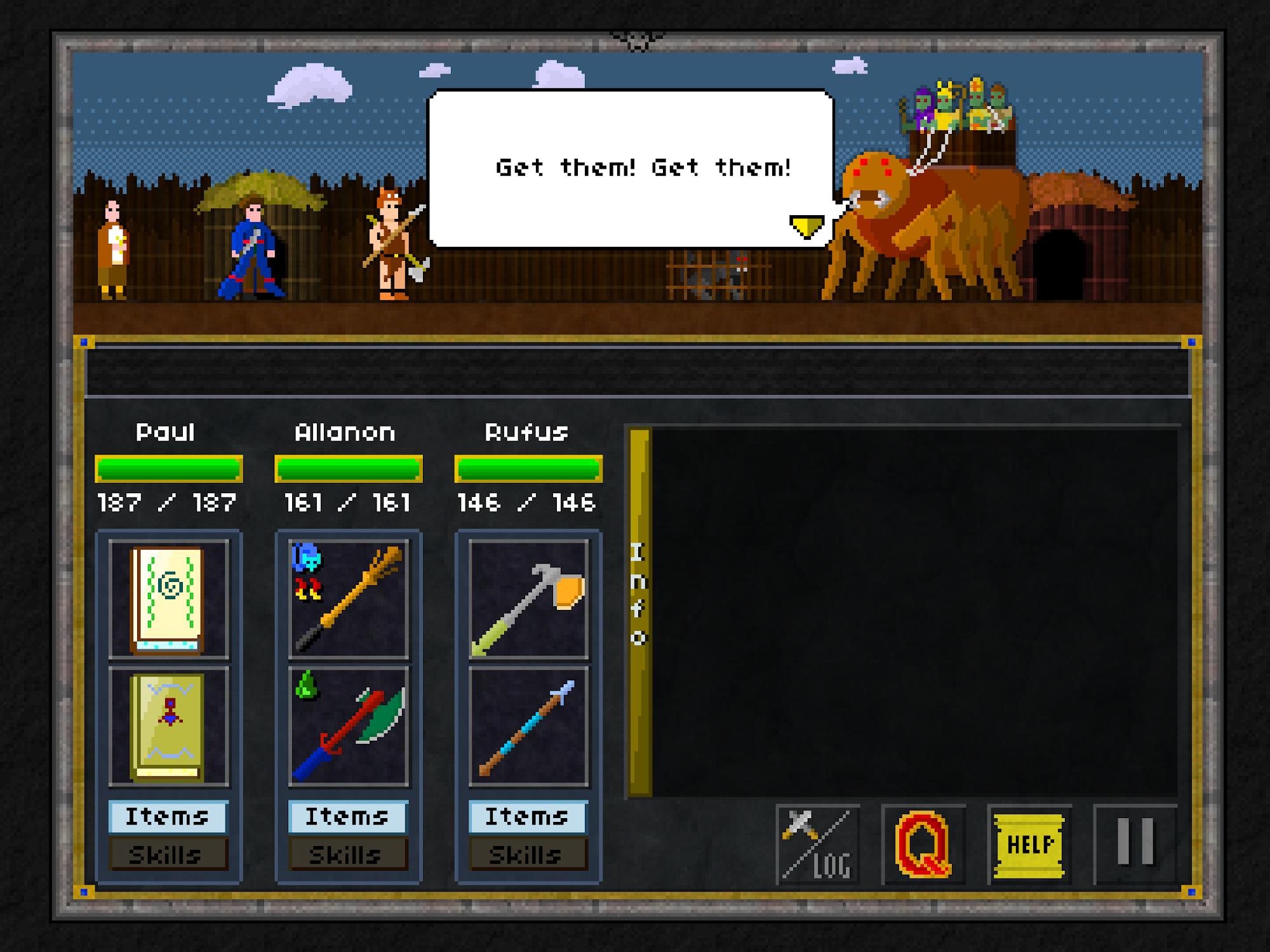 Pixel Heroes: Byte & Magic screenshot #7