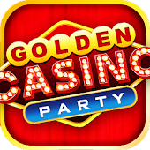 Golden Casino Party--Free Slot