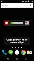Screenshot of ExpressVPN - VPN for Android