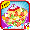 Fruit Salad Maker Cooking Game icon
