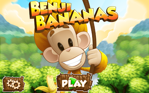 Benji Bananas Screenshot