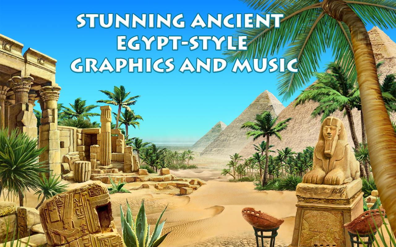 egypt brickshooter
