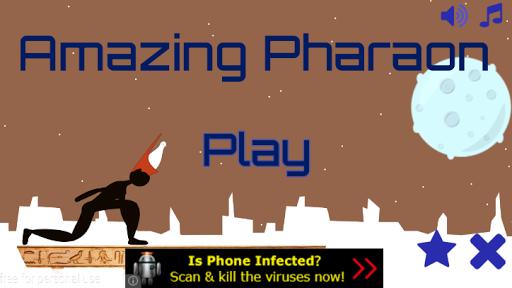 Amazing Pharaon Game