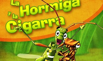 Screenshot of La Hormiga y la Cigarra