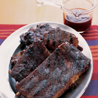 Easy Barbecued Spareribs.