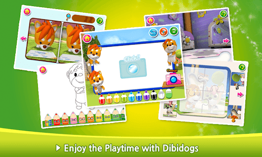Dibidogs Videos & Playtime- screenshot thumbnail