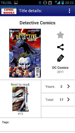 【免費漫畫App】Comic Books Collector VE-APP點子