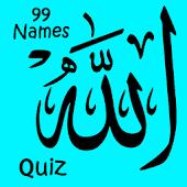 99 Names Allah Islamic IQ Quiz