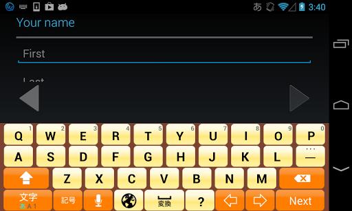 OrangeSharbet keyboard image 2.0 Windows u7528 2