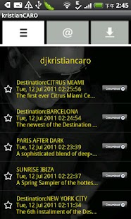 kristianCARO- screenshot thumbnail