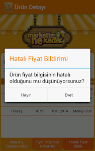 Markette Ne Kadar? screenshot 5