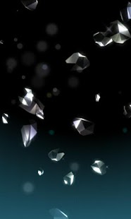Crystal Live Wallpaper - screenshot thumbnail