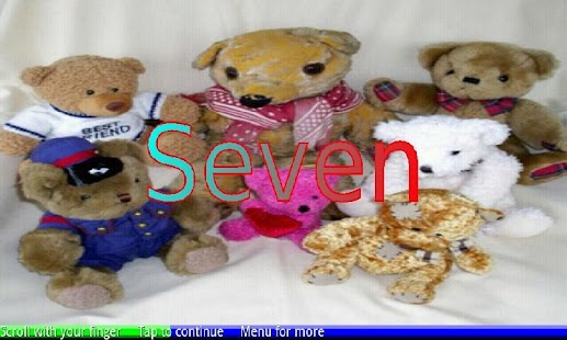 Count Teddy Bears 1-20! 1 FREE- screenshot thumbnail