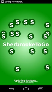 SherbrookeToGo - screenshot thumbnail