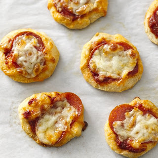 Flaky Biscuit Pizza Snacks