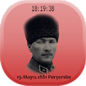 Atatürk Digital Saat icon