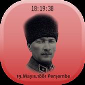 Atatürk Digital Saat