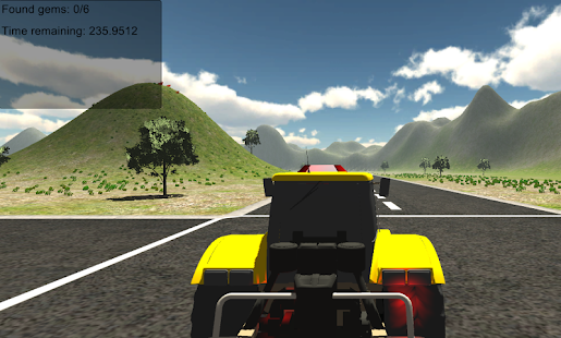 Construction Tractor Driver 3D - screenshot thumbnail