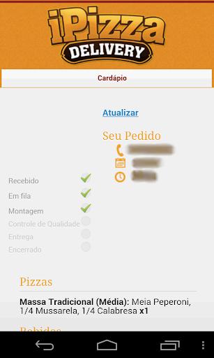 iPizza Delivery  screenshots 3