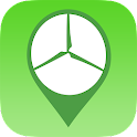 Windfarm Locator icon