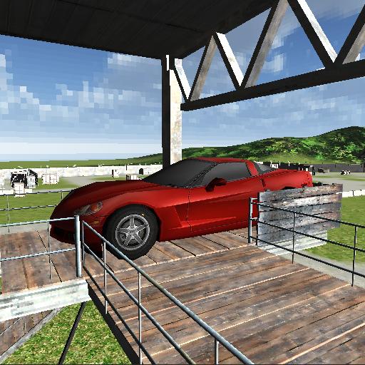 解謎必備App|Red Dream Car-Real Steering LOGO-綠色工廠好玩App