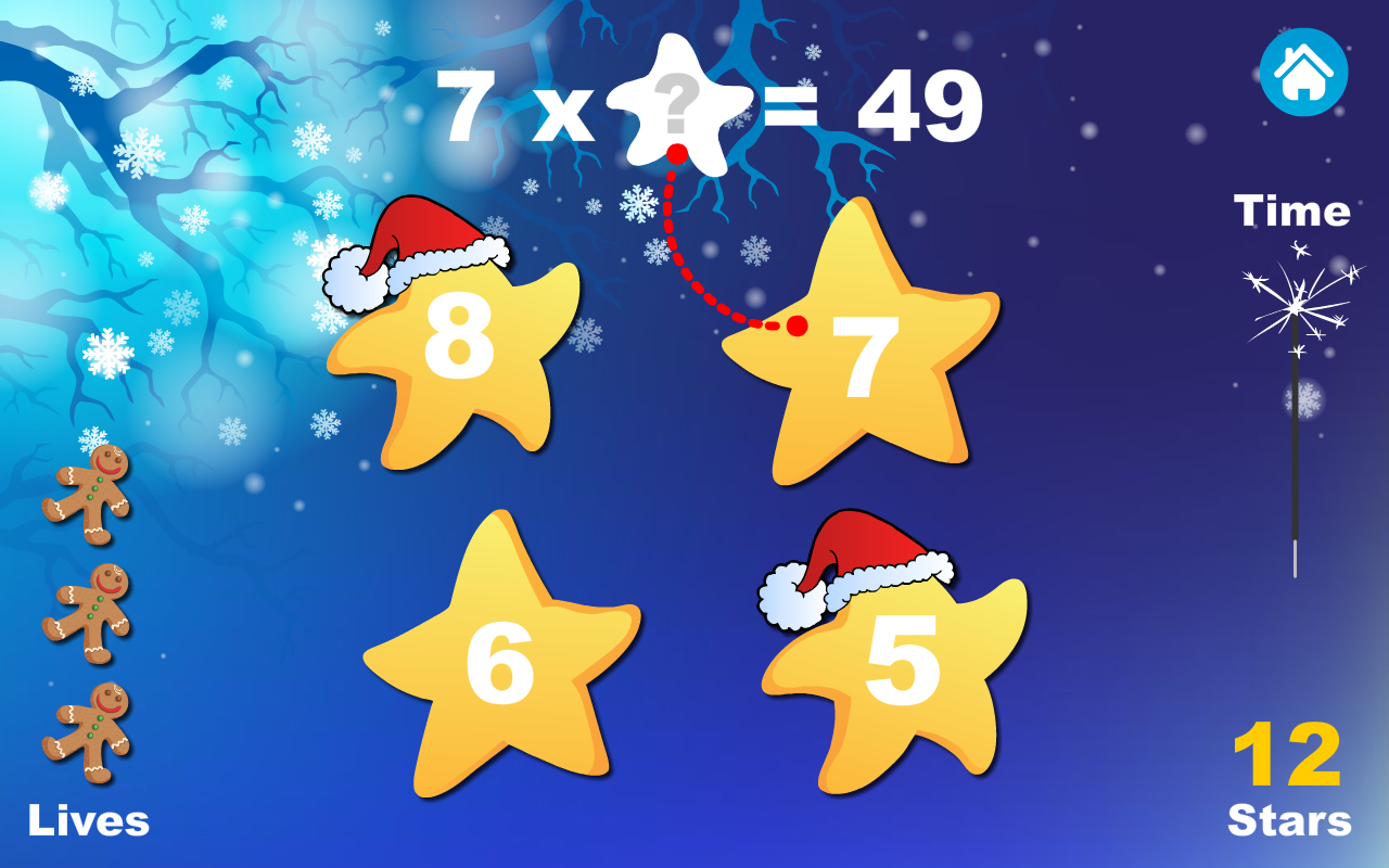 Prime Math Games For Pre K Grade 4 Android Apps On Google Play Easy Diy Christmas Decorations Tissureus