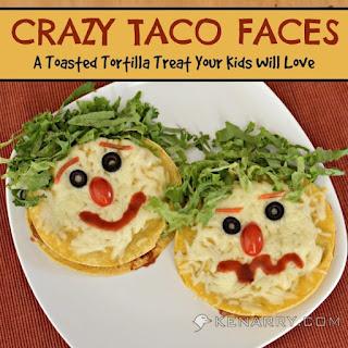 How to Make Crazy Taco Faces.