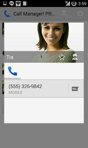 Call Manager! Pro 生產應用 App-癮科技App