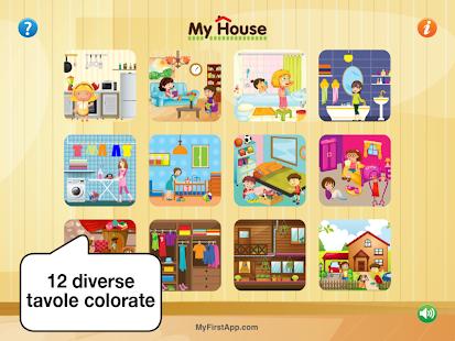 My House Screenshot