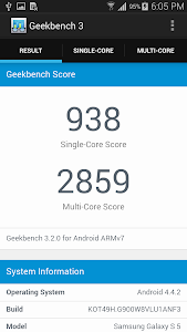 Geekbench 3 v3.3.2