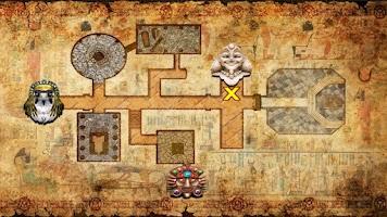 Screenshot of Slots : Pyramid Conspiracy