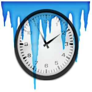 how to fix app time freeze