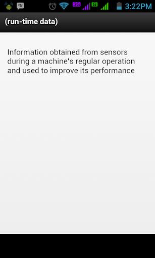 Dictionary Of Mechanical