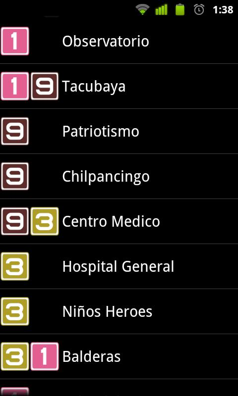 Subway:Mexico City - screenshot