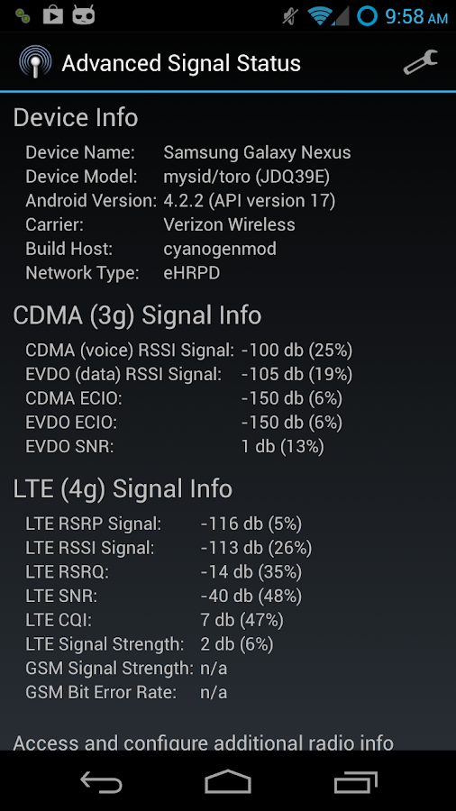 Advanced Signal Status - Android Apps on Google Play