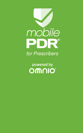mobilePDR® for Prescribers