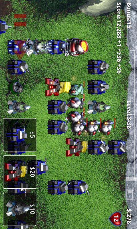 Robo Defense - screenshot