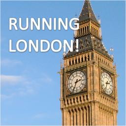 ロンドンを走ろう!