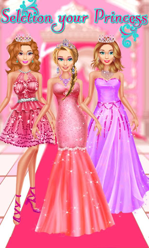 Pink Princess Makeover  screenshots 2