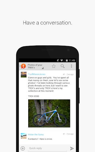 Tapatalk Pro - 100,000+ Forums  screenshots 15