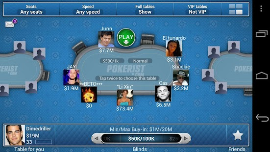 Texas Poker - screenshot thumbnail